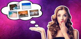 Eşi Benzerine Rastlanmamış Manzaralar! Dünyanın En Renkli 10 Sahili