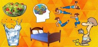 Sıcakta Uyumanıza Yardımcı Olacak 7 İpucu