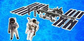 Uluslararası Uzay İstasyonu Hakkında 20 Büyüleyici Gerçek!