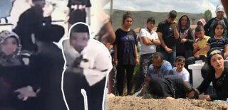 Yürek Yakan Görüntüler! Damat, Kına Töreninde Yan Bakma Kavgasına Kurban Gitti!