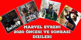 Marvel Dizileri - Marvel Evrenini Anlamanız İçin İzlenmesi Gereken 15 Dizi