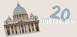 Vatikan Hakkında Daha Önce Hiç Duymadığınız 20 Gerçek