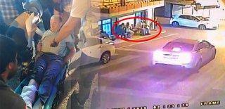 Kocaeli'nde Silahlı Saldırı! Otomobiliyle Geldi Kahvehanedeki Kalabalığa Ateş Açtı!