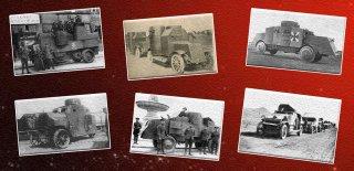 Birinci Dünya Savaşı'nda Kullanılan En Garip 10 Askeri Araç