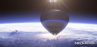 Balonla Yörüngealtına Uçuşu