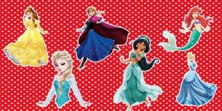 Disney Prensesleri - Güzellikleri ve Yetenekleriyle Büyüleyen Disney Prensesleri