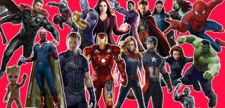 Marvel Karakterleri - Avengers Ekibinde Yer Alan Efsanevi Süper Kahramanlar!