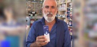 Mavi İksir Saç Losyonu Dolandırıcılığı Ortaya Çıktı! Mardinli Vatandaş Sahte Eczacı Rolünde Oynatıldı!