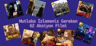 Aksiyon Filmleri - IMDB Puanı 7 ve Üzeri En İyi Aksiyon Filmleri