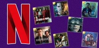 Türkiye'de En Çok İzlenen 20 Netflix Dizisi