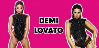 Demi Lovato Hakkında 20 Şaşırtıcı Bilgi!