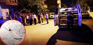 Husumetli İki Komşu Satırlı Bıçaklı Kavga Etti: 5 Yaralı