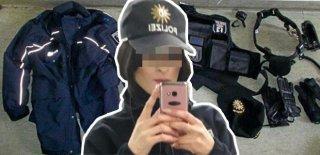 Kadın Rolünde Sahte Polislik Yapan Ömer Yakalandı! Almanya Bunu Konuşuyor!