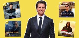 Tom Cruise Filmleri - IMDb Puanına Göre En İyi Tom Cruise Filmleri