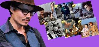 Johnny Depp Filmleri - IMDB Puanına Göre En İyi Johnny Depp Filmleri