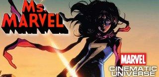 Marvel İlk Müslüman Süper Kahraman Dizisi MS Marvel'ı Duyurdu!