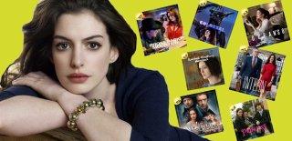 Anne Hathaway Filmleri - IMDb Puanına Göre En İyi Anne Hathaway Filmleri