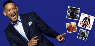 Will Smith Filmleri - IMDB Puanına Göre En İyi Will Smith Filmleri