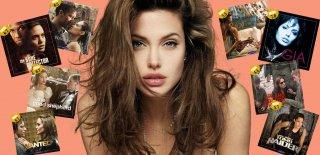 Angelina Jolie Filmleri - IMDB Puanlarına Göre En İyi Angelina Jolie Filmleri