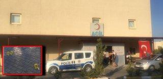 Hastaneden Kaçırılırken Vurulan Cezaevi Firarisi Bakın Nasıl Yakalandı