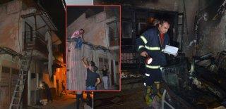 Kendisi, Eski Eşi ve Çocuğu İçerideyken Evi Ateşe Verdi! Akılalmaz Olay