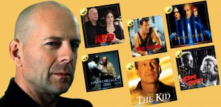Bruce Willis Filmleri - IMDB Puanlarına Göre En İyi Bruce Willis Filmleri