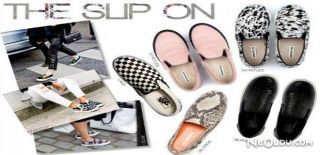 Slip On Ayakkabılar