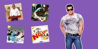 Salman Khan Filmleri - IMDb Puanına Göre En İyi Salman Khan Filmleri