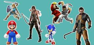 Dünyanın En Çok İlgi Gören 10 Oyun Karakteri!