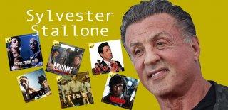 Sylvester Stallone Filmleri - IMDB Puanlarına Göre En İyi Sylvester Stallone Filmleri