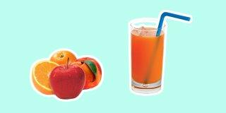 Rüyada Meyve Suyu Görmek, İçmek Ne Anlama Gelir?