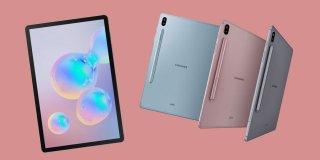 Samsung Galaxy Tab S6 Özellikleri ve Detaylı İncelemesi