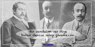 Mehmet Rauf Sözleri, Eserleri - Eserlerinden Romantik, Etkileyici ve Özlü Sözler