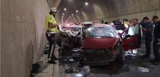 Bu Kadarda Olmaz Dedirten Olay! İki Kişinin Hayatını Kaybettiği Kazada Aracın İçinden Bakın Neler Çıktı?