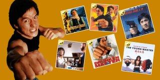 Jackie Chan Filmleri - IMDB Puanlarına Göre En İyi Jackie Chan Filmleri