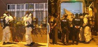 Oksijen Maskesiz Giremediler, Gerçek Ortaya Çıktı! Polis Şüpheli Olarak Kayıtlara Geçti...