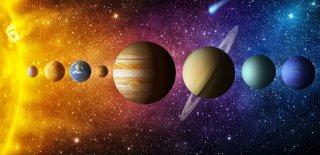 Güneş Sistemindeki Gezegenler ve Özellikleri