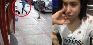 Rize'de Eski Kız Arkadaşını Bayıltana Kadar Döven Sanık Hakim Karşısına Çıktı