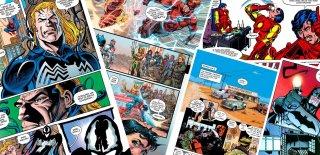 Çizgi Roman Filmleri - Çizgi Romanlardan Uyarlanan En İyi 9 Film Önerisi