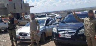 Barış Pınarı Harekatı'nı Destekleyen Suriye Milli Ordusu'nda Dikkat Çeken Ayrıntı!