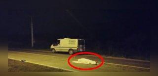 Antalya'da Feci Ölüm! Yolun Karşısına Geçmeye Çalışan Adama Üç Otomobil Çaptı!