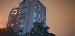 İstanbul'da Kadın Doktor 8. Kattan Düşüp Ağır Yaralandı!
