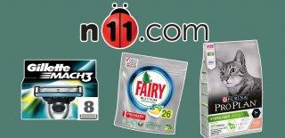 N11 11.11 Kampanyası - İndirimli Süpermarket Ürünleri 2019