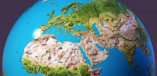 Türkiye'nin Dünya Üzerindeki Konumu (Koordinatlar, Jeopolitik Konum)