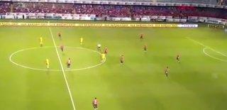 Futbolcular Ödenmeyen Maaşlarını Protesto Etmek İçin Hareketsiz Kaldılar!
