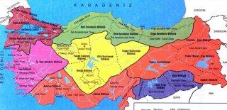 Harita Nedir, Harita Çeşitleri Nelerdir? Haritayı Oluşturan Unsurlar Hakkında Bilgi