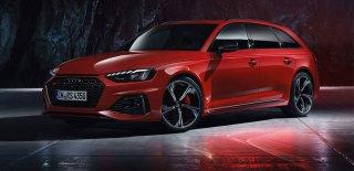 2020 Audi RS4 Avant Teknik Özellikleri ve Fiyatı