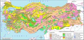 Haritalarda Yer Şekillerini Göstermede Kullanılan Yöntemler