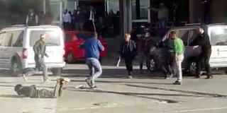 Dinlene Dinlene Kavga Ettiler! Taş ve Sopalarla Saldırdılar: 15 Yaralı