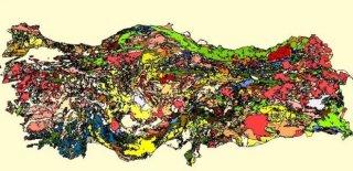 Türkiye'nin Jeolojik Geçmişi Hakkında Bilgi